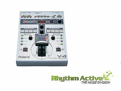 Edirol V-4 4-Channel Portable Video/visual Effects Mixer By Roland V-4