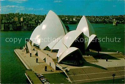72781416 Sydney New South Wales Opera House Air view Sydney