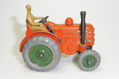 Vintage Dinky Toys Field Marshal Tractor Farm #301 Meccano Diecast