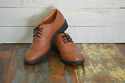 New Look Womens Tan Dress Shoes - Size 7