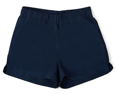 Russell Athletic Girls' Core Woven Short - School Navy