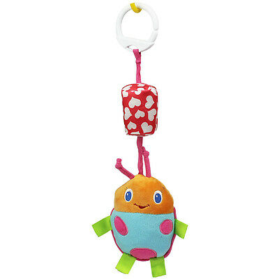Kids Baby Stuffed Cartoon Animal Plush Toys Aeolian Bells Hanging Wind-bell New