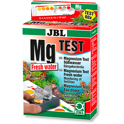 JBL Mg Magnesium Test Set Freshwater @ BARGAIN PRICE!!!