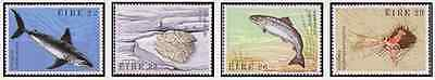 Timbres Faune marine Irlande 475/8 ** lot 18661