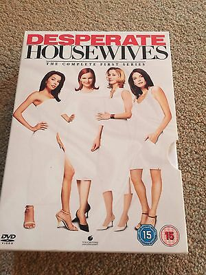 Desperate Housewives - Series 1 - Complete (DVD, 2005, 6-Disc Set, Box Set)