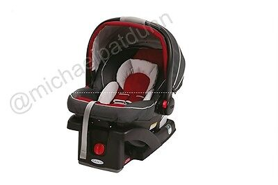 HOTNEW  Graco 35 Snugride Click Connect Baby Infant Car Seat with Base-Free Ship