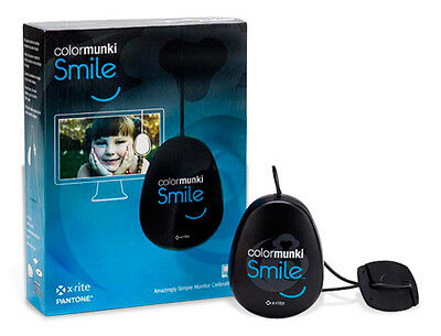 X-Rite Colormunki Smile Colorimetro Calibrazione Monitor