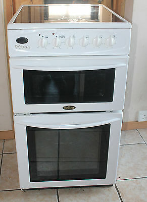 Indesit 60cm, double oven, VERY CLEAN electric cooker WARRANTY GIVEN