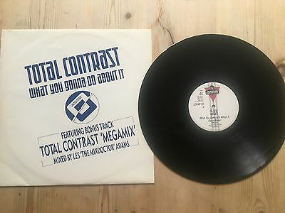 Total Contrast - What You Gonna Do About It