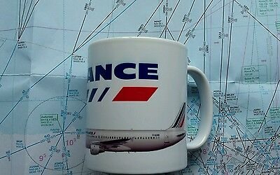 Air France pilot mug coffee mug