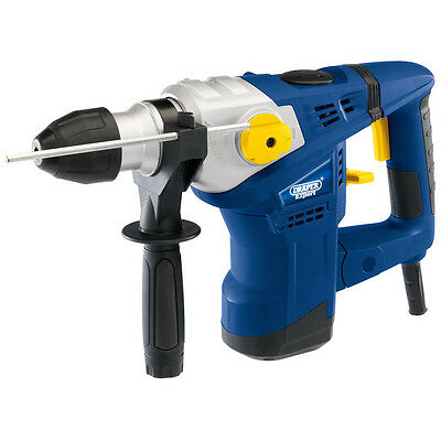 Trapano A percussore Professionale 1500W SDS+ Rotary Hammer Drill Kit