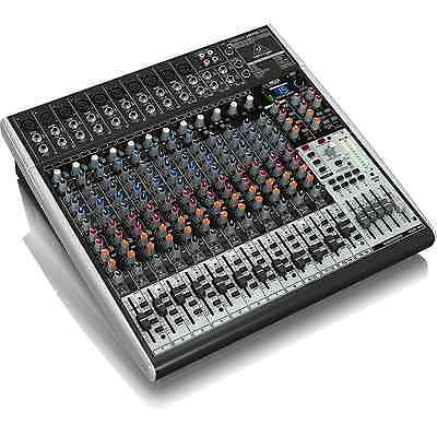 Behringer Xenyx X2442USB 24 Channel Mixer with USB Audio Interface
