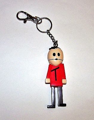 Comedy Central 1998 South Park Terrence Key Ring and Swivel Hook
