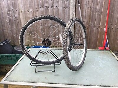 Mountain Bike Wheels 26 Inch Alloy Wheels And Tyres