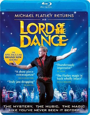 lord of the dance bluray new