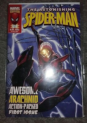 Marvel The Astonishing Spider-man #1 collector's edition Marvel Comics