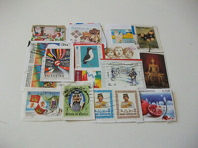 World Charity Kiloware Good Basic Mixture Includes Recent Stamps 500 Grams
