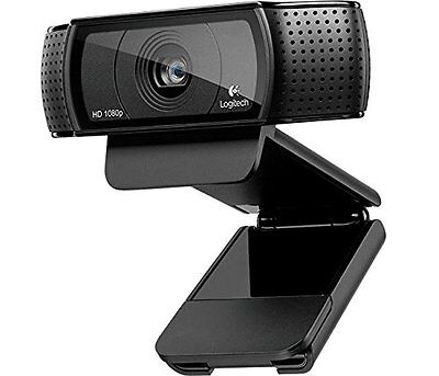 Logitech C920 HD Pro USB 1080p Webcam - Brand New