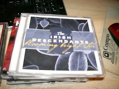 The Irish Descendants - Blooming Bright Star NEWFOUNDLAND CD Lot