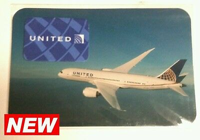 United Airlines Microfiber Screen Cleaner NEW