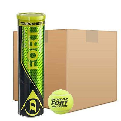 Dunlop Palline Tennis Fort All Court Ts Cartone Da 18 Tubi