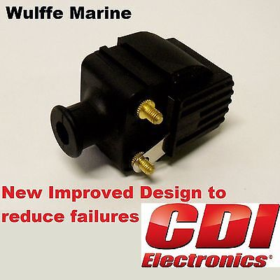 Ignition Coil for Mercury & Mariner 50 55 60 70 75 80 90 Hp 1989-97 339-832757A4