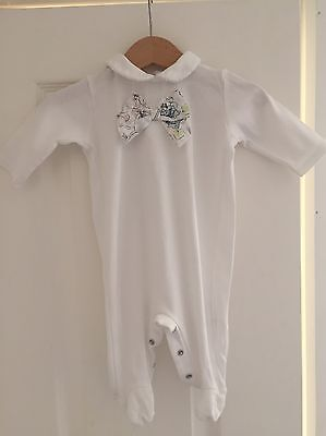 Mama And Papas Girls Baby grow 0-3 Months