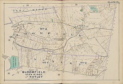 US CONFEDERATE STATES 1862 MO MAP Bloomfield Bourbon Bowling Green Brookfield XL