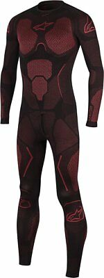 Alpinestars Mens Ride Tech Summer 1 Piece Compression Fit Tech Layer Undersuit