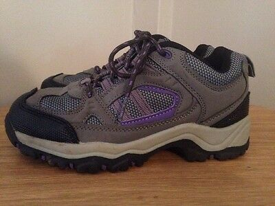 Girls Freedom Trail Walking Boots Size 2