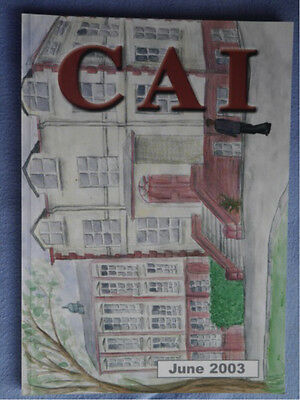 2003 Coleraine Academical Institution (CAI) School Magazine
