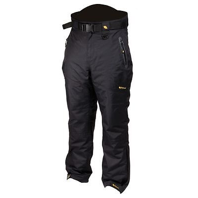 Wychwood Fully Waterproof Over-Trousers Size LARGE Fishing Angling Apparel