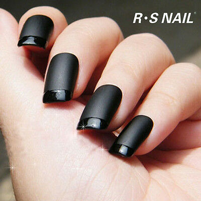 RS Nail Matte Top Coat Gel Polish Top it Off Soak Off UV LED Varnish Salon