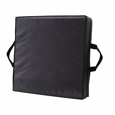 Comfortable Cushion - Great for Car Seat Wheelchair Help to Reduce Back Pain