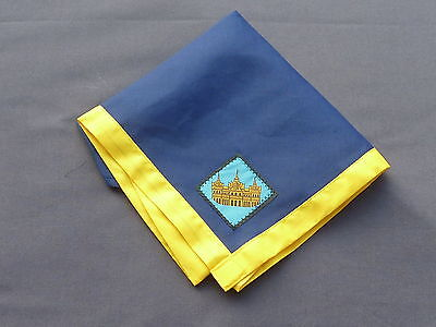 Thailand Boy Scouts Necker Yellow / Blue