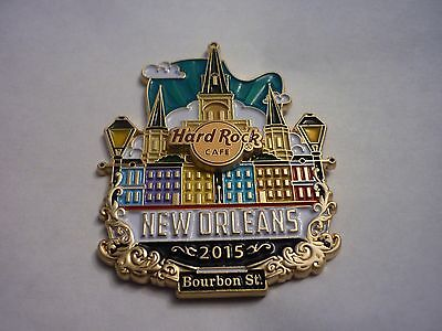 Hard Rock Cafe Pin Badge - New Orleans - Icon City Series