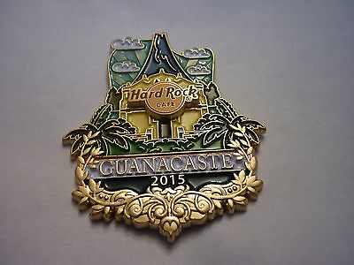 Hard Rock Cafe Pin Badge - Guanacaste - Icon City Series