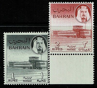 Bahrain SG# 135 and 136, Mint Never Hinged - Lot 021217