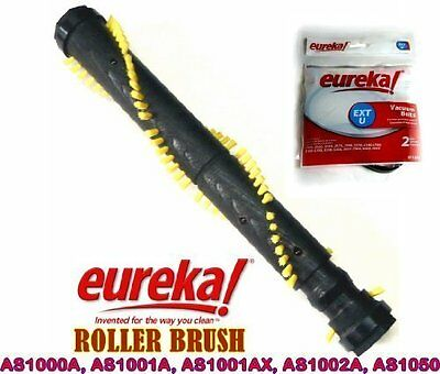 Upright Roller Brush and Belt Kit For Models AS1000A AS1001A AS1001AX AS1002A