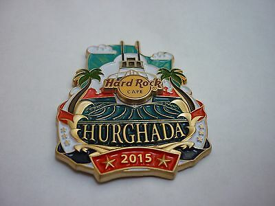Hard Rock Cafe Pin - Hurghada - Icon City Series