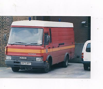 Photo of Iveco Van of West Sussex Fire and Rescue