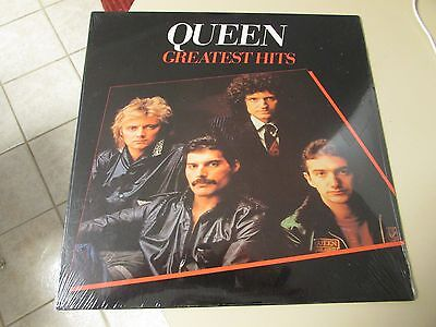 Original RaRe QUEEN 1981 Greatest Hits LP (Sealed/Unopened)