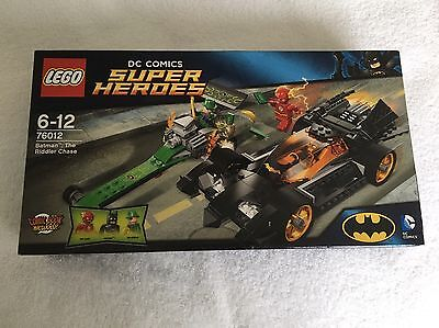 Lego Batman 76012. The Riddler Chase. New Sealed. Private Collection