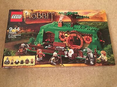 Lego. The Hobbit. 79003. An Unexpected Gathering. New. Sealed.