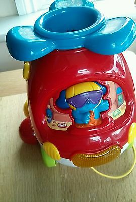 Vtech learn and sort helicopter baby toy