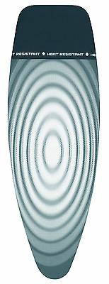 Brabantia Ironing Board Cover with Parking Zone, Size D, Extra Large - Titan Ova