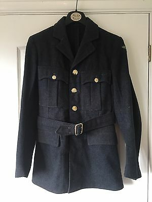 RAF Jacket Original Early 1950s In Very Good Condition
