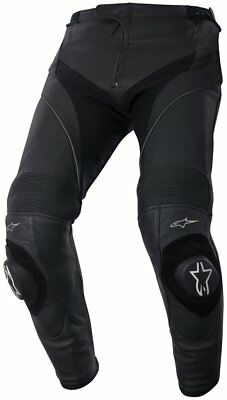 Alpinestars Mens Missile Airflow Leather Pants