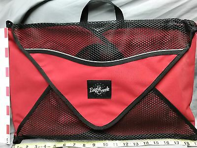 Red Eagle Creek Pack It Travel Garment Folder Approx 19x12 inches