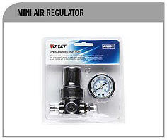 Mini Air Inlet G1/4'' Marine Paint Shop Regulator 120psi $29.95 Free Delivery